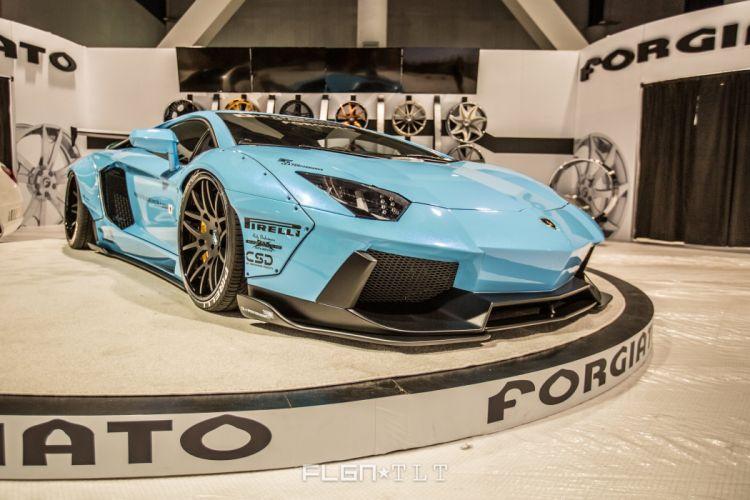 SEMA shows 2014 tuning cars wallpaper