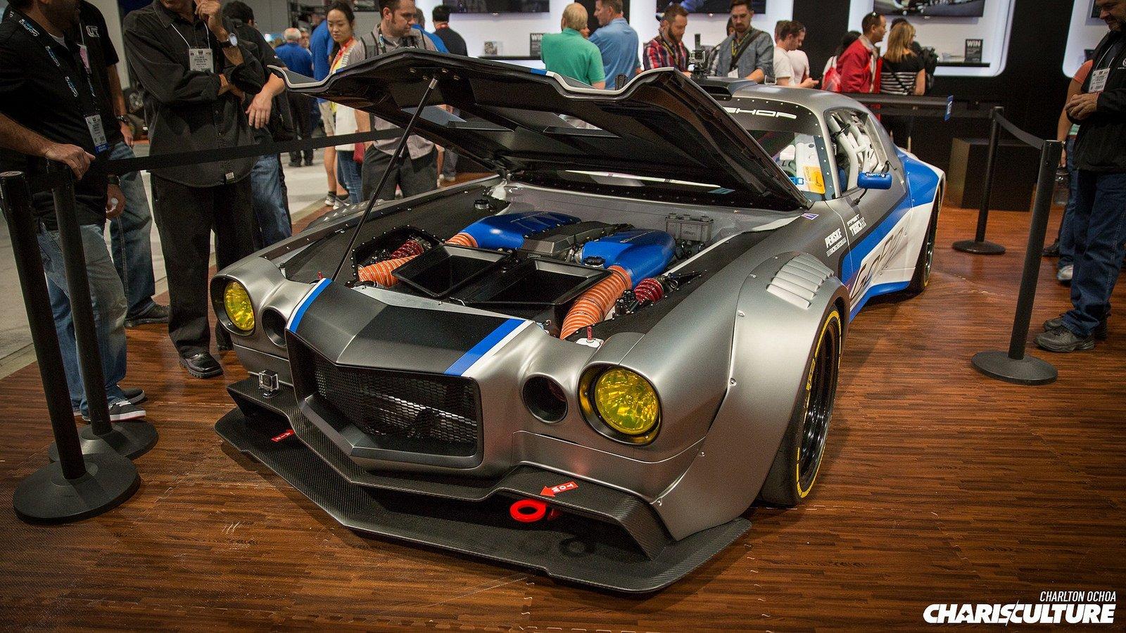 SEMA show 2014 cars tuning las vegas usa wallpaper  1600x900