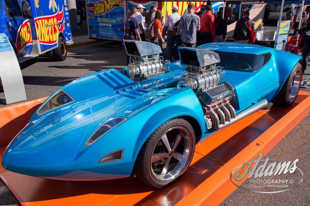 Sema Show  Cars Tuning Las Vegas Usa Wallpaper