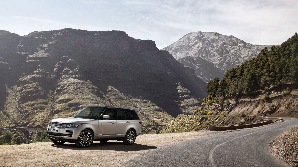 All-New Range Rover car suv 4x4 wallpaper