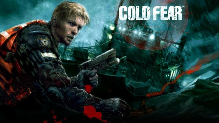 COLD FEAR survival horror action wallpaper