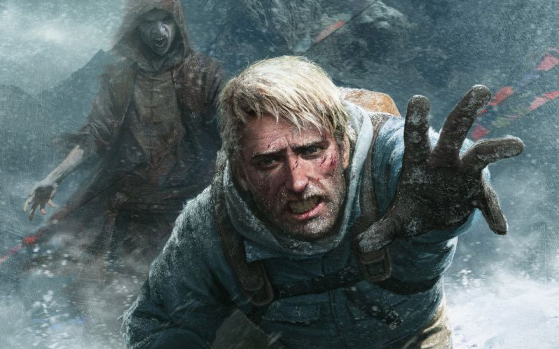COLD FEAR survival horror action wallpaper