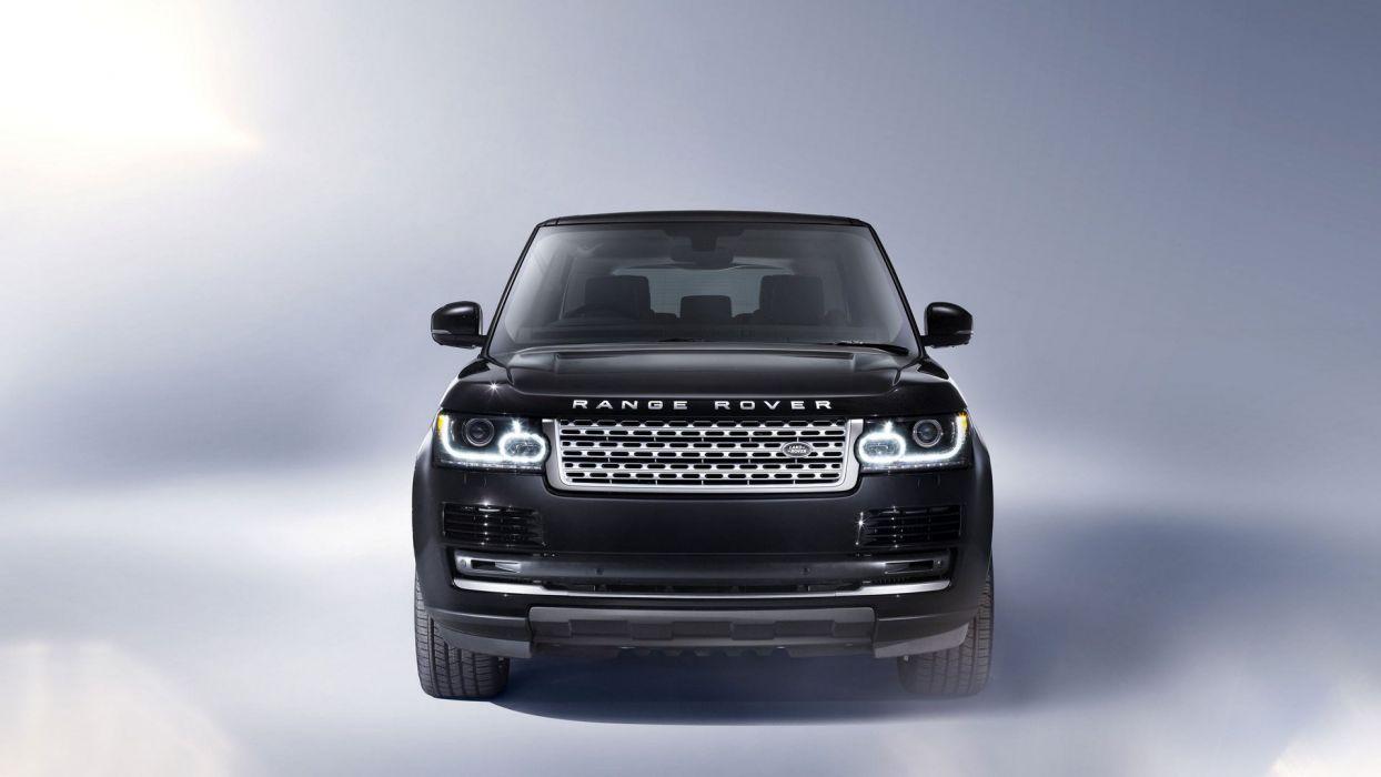 All-New Range Rover car suv 4x4 wallpaper