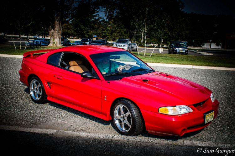 ford mustang MK4 cobra stv cars pony usa wallpaper