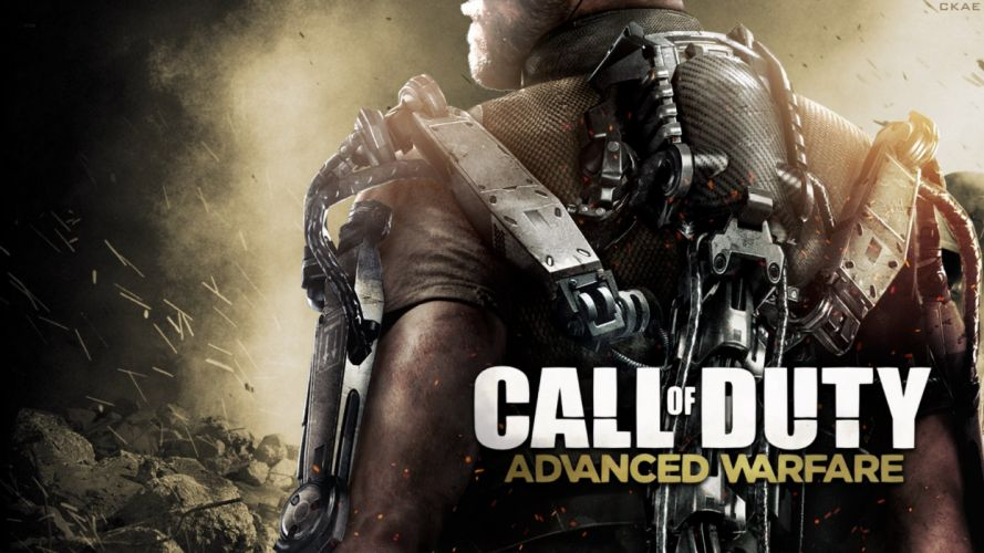 CALL OF DUTY Advanced Warfare fighting sci-fi shooter tactical military warrior futuristic cod wallpaper
