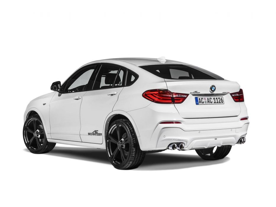 2014 AC Schnitzer BMW-X4 suv tuning cars wallpaper
