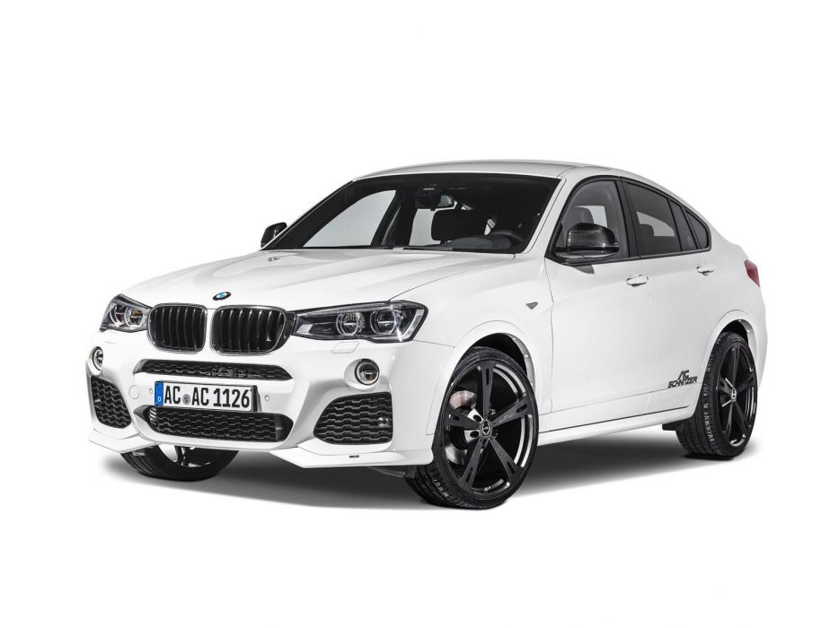 2014 AC Schnitzer BMW-X4 suv tuning cars wallpaper