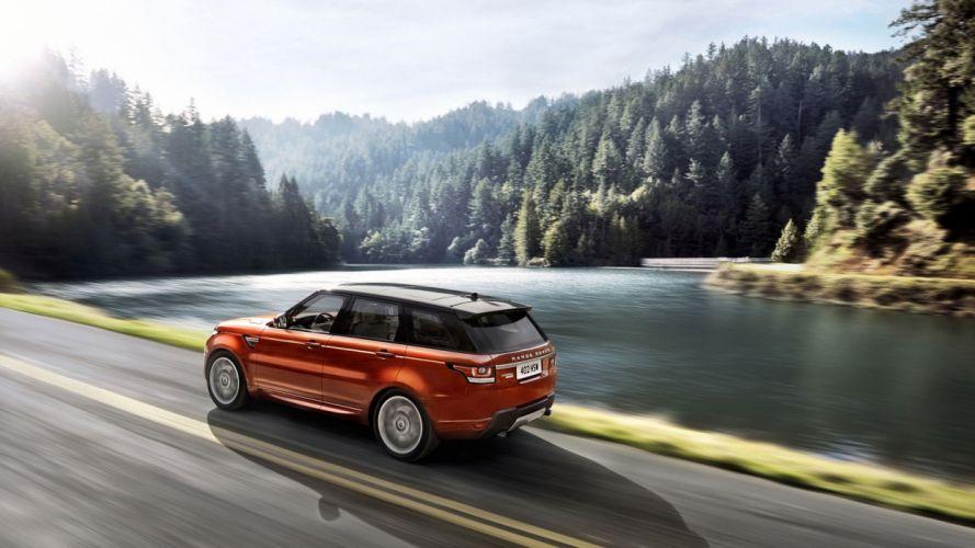Range Rover Sport Car suv 4x4 wallpaper