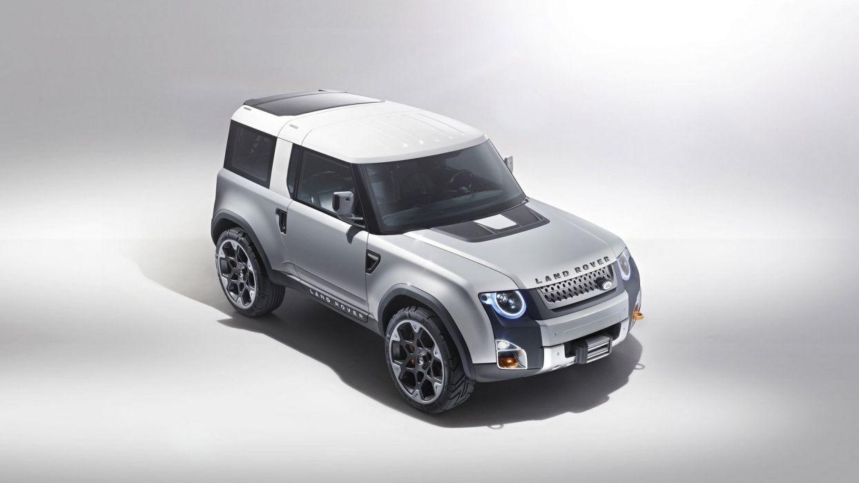 Land Rover Defender Concept 100 car suv 4x4 wallpaper