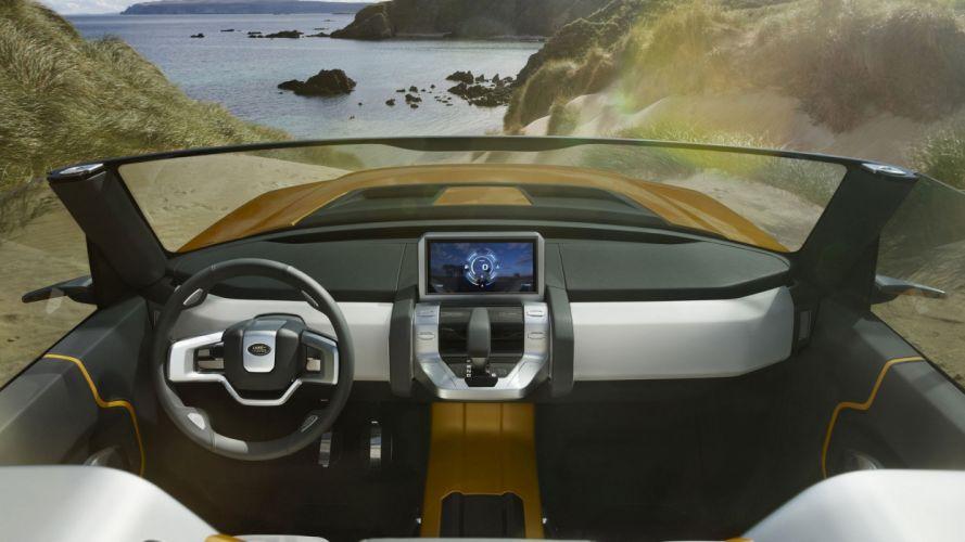 Land Rover Defender Concept 100S car suv 4x4 wallpaper