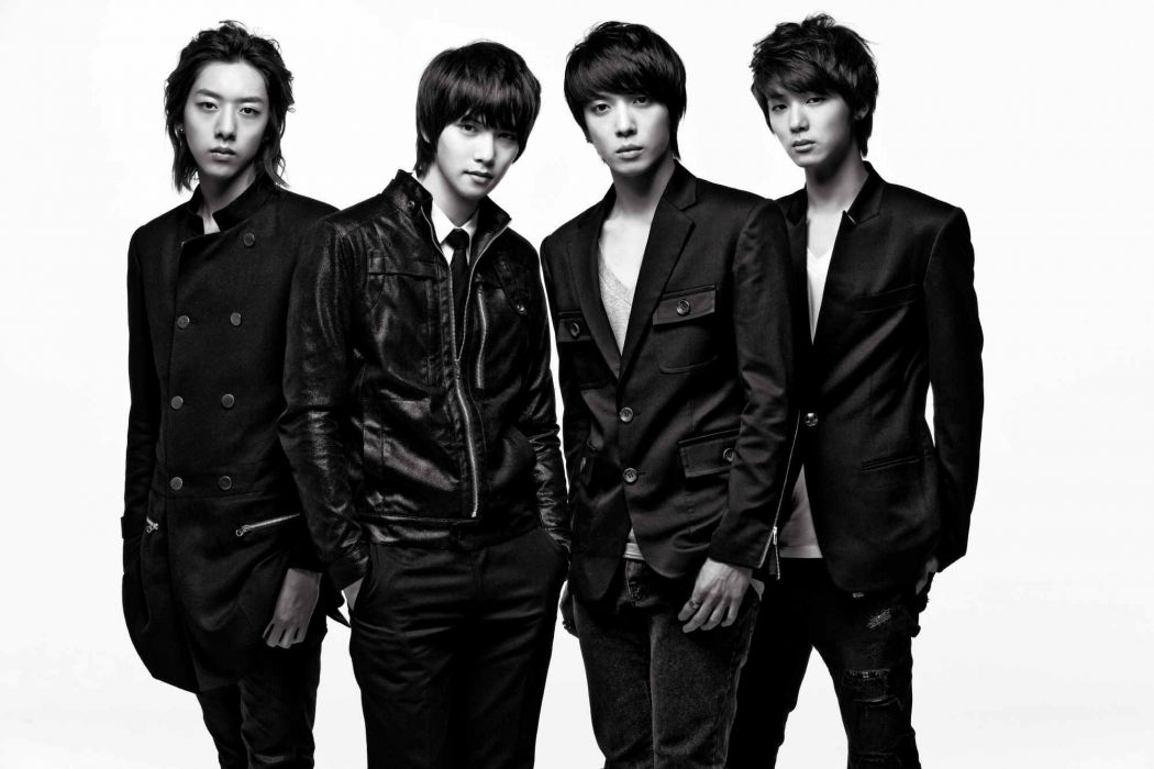 CNBLUE rock pop kpop alternative k-pop blue wallpaper