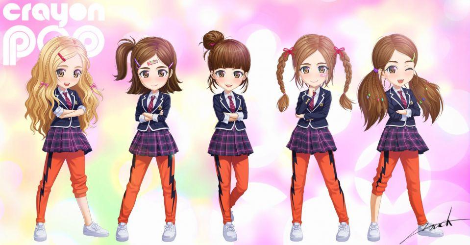 CRAYON POP kpop dance pop wallpaper