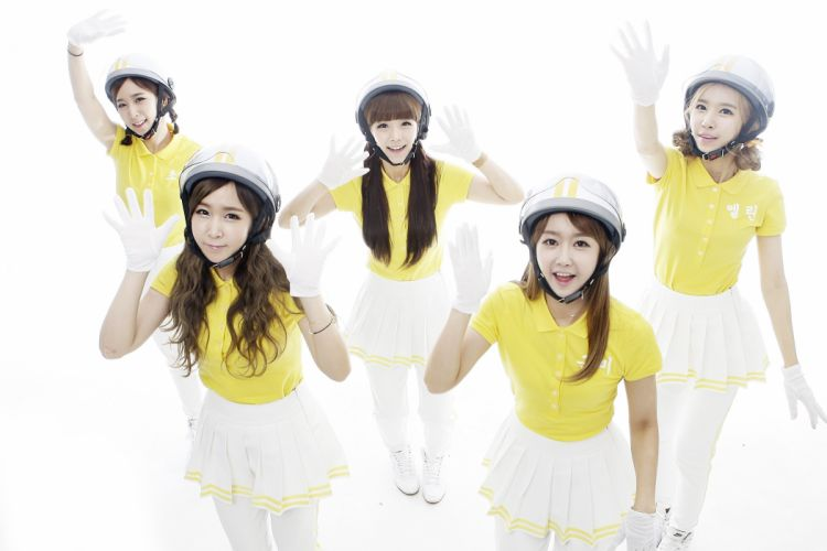CRAYON POP kpop dance pop wallpaper