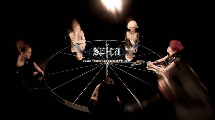SPICA kpop electropop electro house dance pop wallpaper