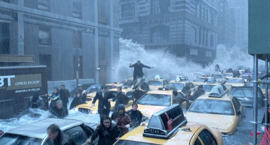 DAY AFTER TOMORROW action adventure sci-fi apocalyptic wallpaper