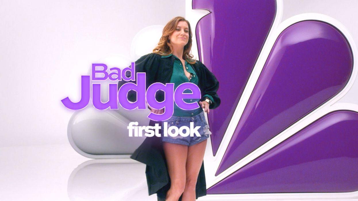 BAD JUDGE series crime comedy legal sitcom wallpaper