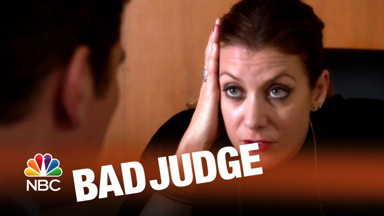 BAD JUDGE series crime comedy legal sitcom wallpaper