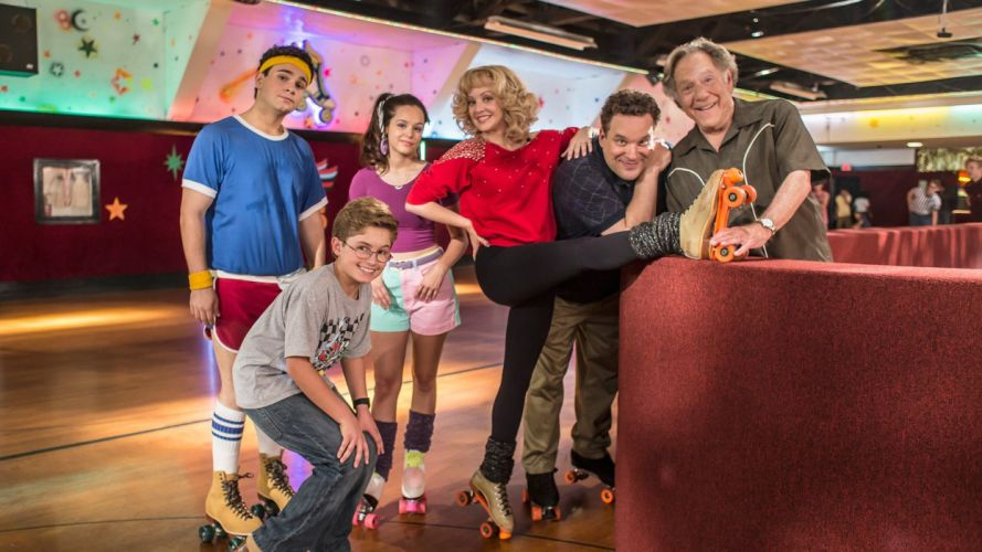 THE GOLDBERGS comedy sitcom series wallpaper