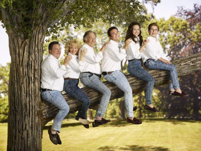 THE GOLDBERGS comedy sitcom series wallpaper