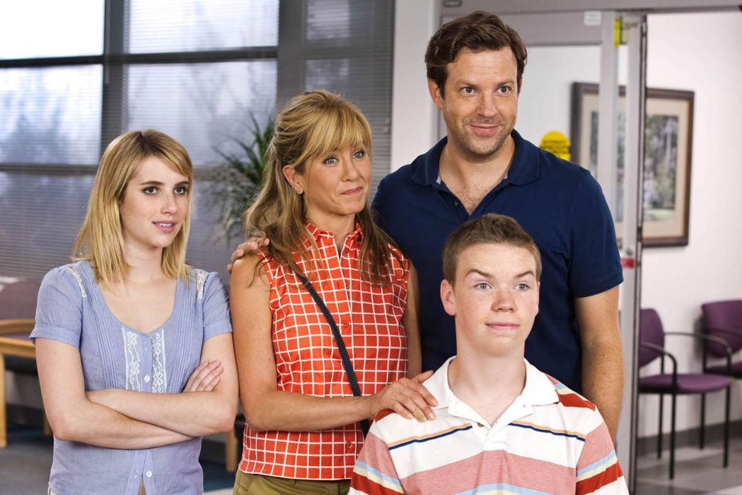 WERE THE MILLERS comedy aniston wallpaper