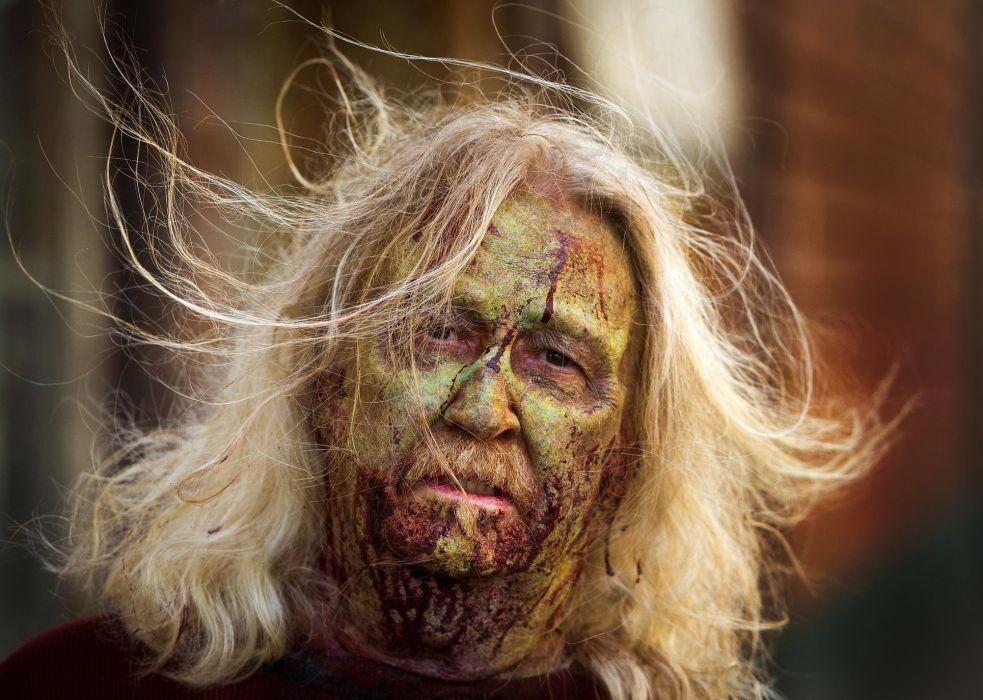 ZNation zombie horror action drama series dark blood wallpaper