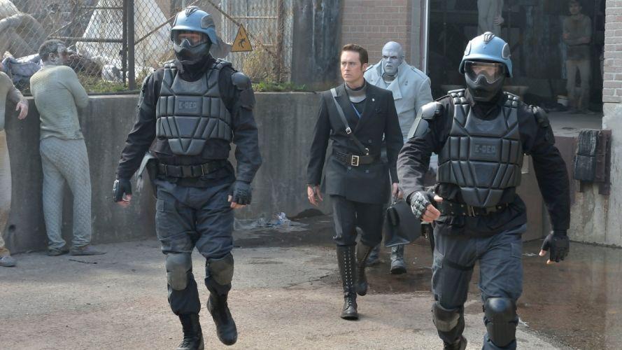 DEFIANCE series action drama sci-fi alien wallpaper