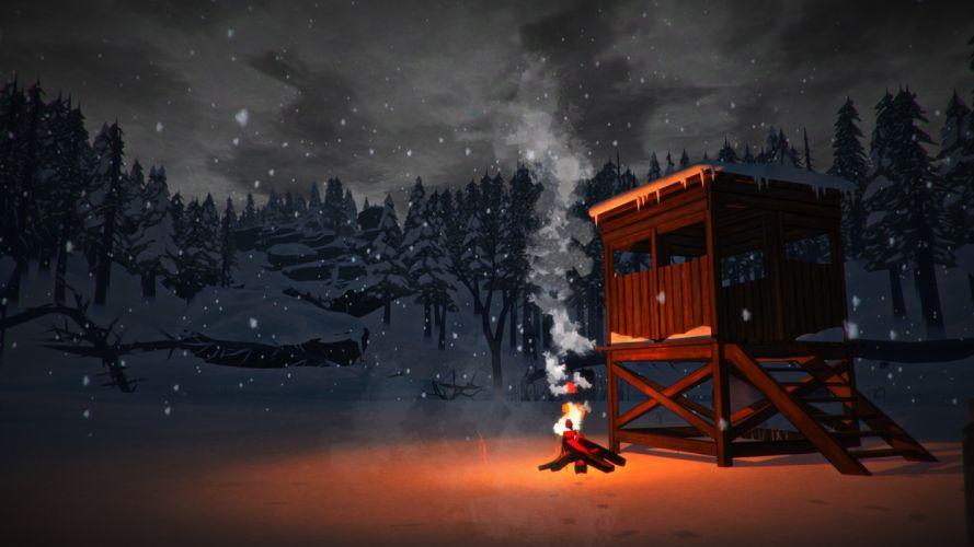 THE LONG DARK survival simulation apocalyptic sci-fi sandbox winter wallpaper