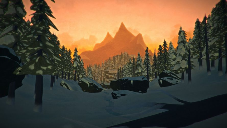 THE LONG DARK survival simulation apocalyptic sci-fi sandbox winter wallpaper