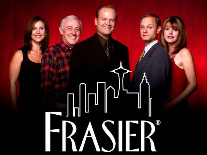 FRASIER comedy sitcom series poster wallpaper