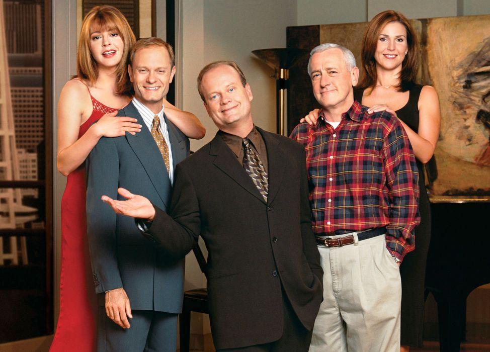 FRASIER comedy sitcom series wallpaper