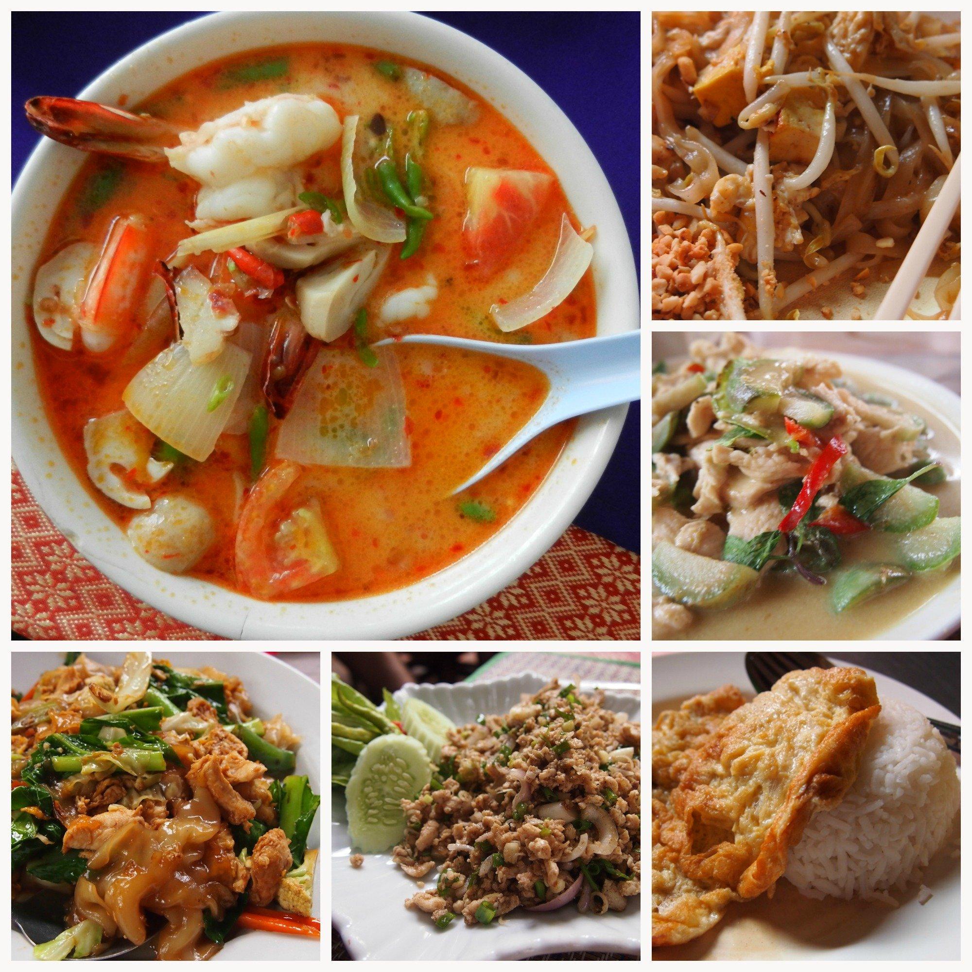 Thai food thailand asian wallpaper 2000x2000 511637 for Thai wallpaper gallery
