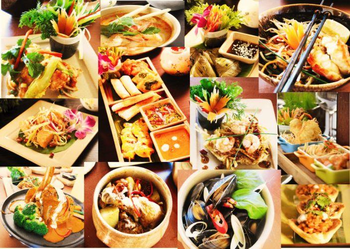 THAI FOOD thailand asian wallpaper
