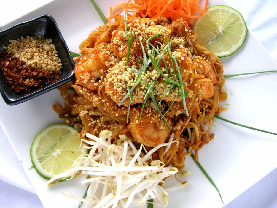 THAI FOOD thailand asian wallpaper