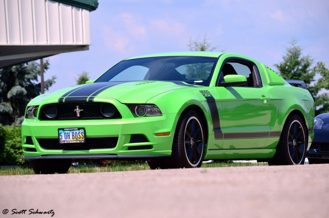 2012 2013 302 Boss Ford muscle Mustang pony cars usa wallpaper