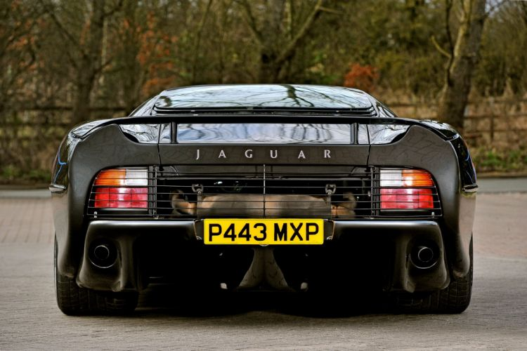 jaguar Supercar xj220 cars uk wallpaper