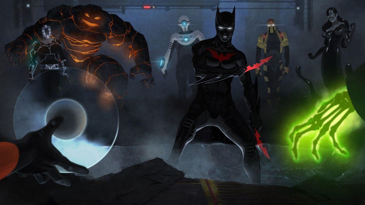 comic movie heroes wallpaper