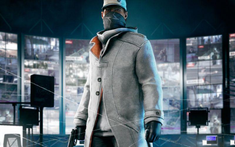 man gun game video wallpaper