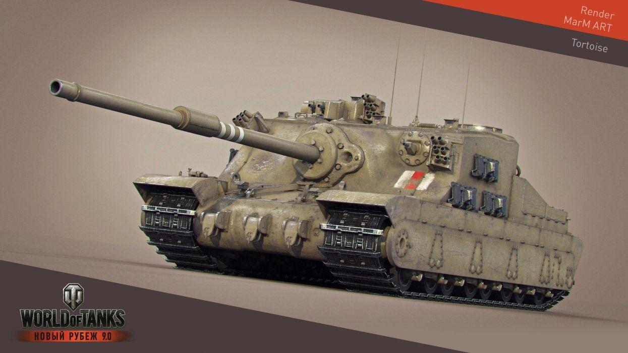 wot tank videogame wallpaper
