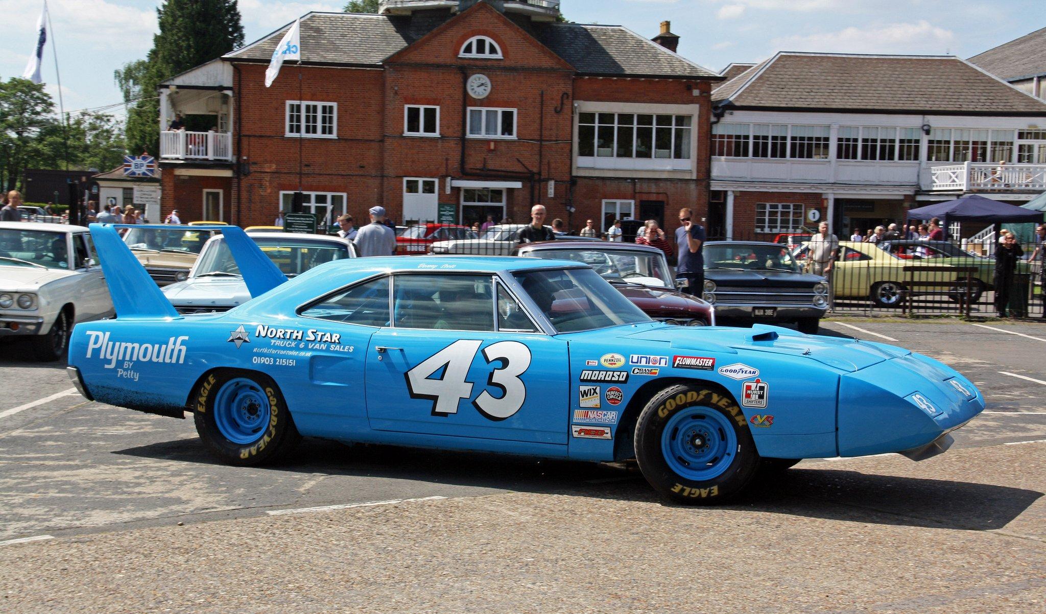 Classic Nascar Race Cars For Sale