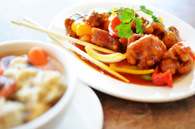 CHINESE FOOD china wallpaper