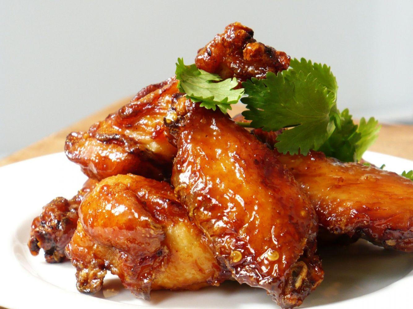 Рецепт крылышки в духовке к пиву рецепт пошагово