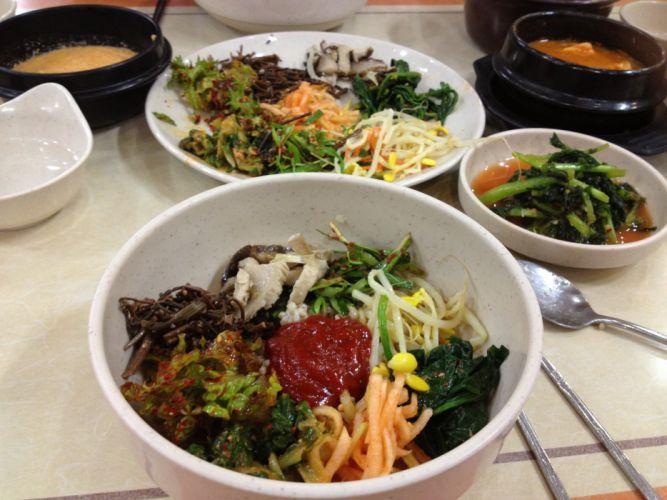KOREAN FOOD korea wallpaper
