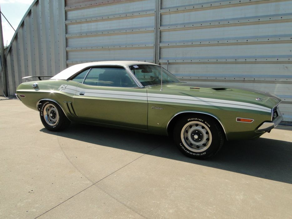 1971 challenger classic Dodge muscle cars wallpaper