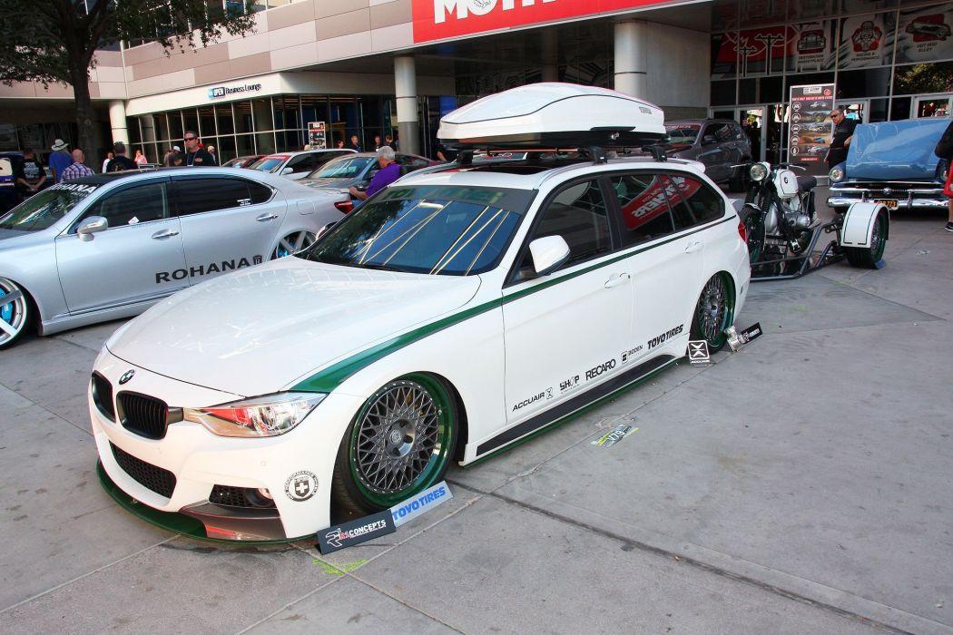 2014 cars las sema show Tuning USA Vegas wallpaper