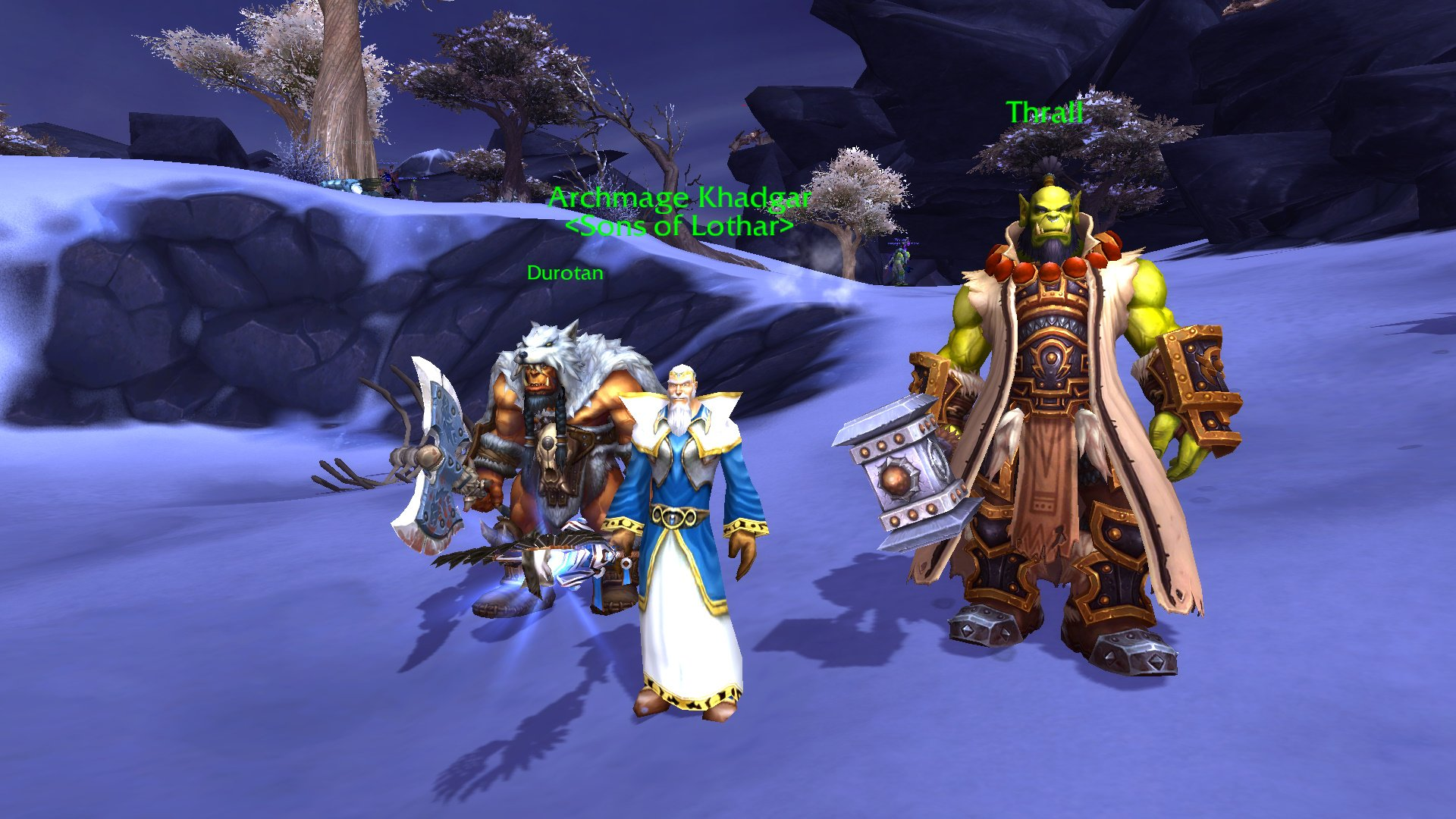 the wow craze Wow-crazy the forums will be up soon, f you have any problems, email tim_tim_us@hotmailcom.