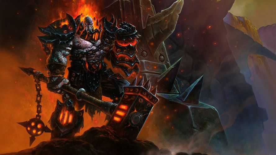 WORLD WARCRAFT warlords draenor fantasy wow wallpaper 1920x1080