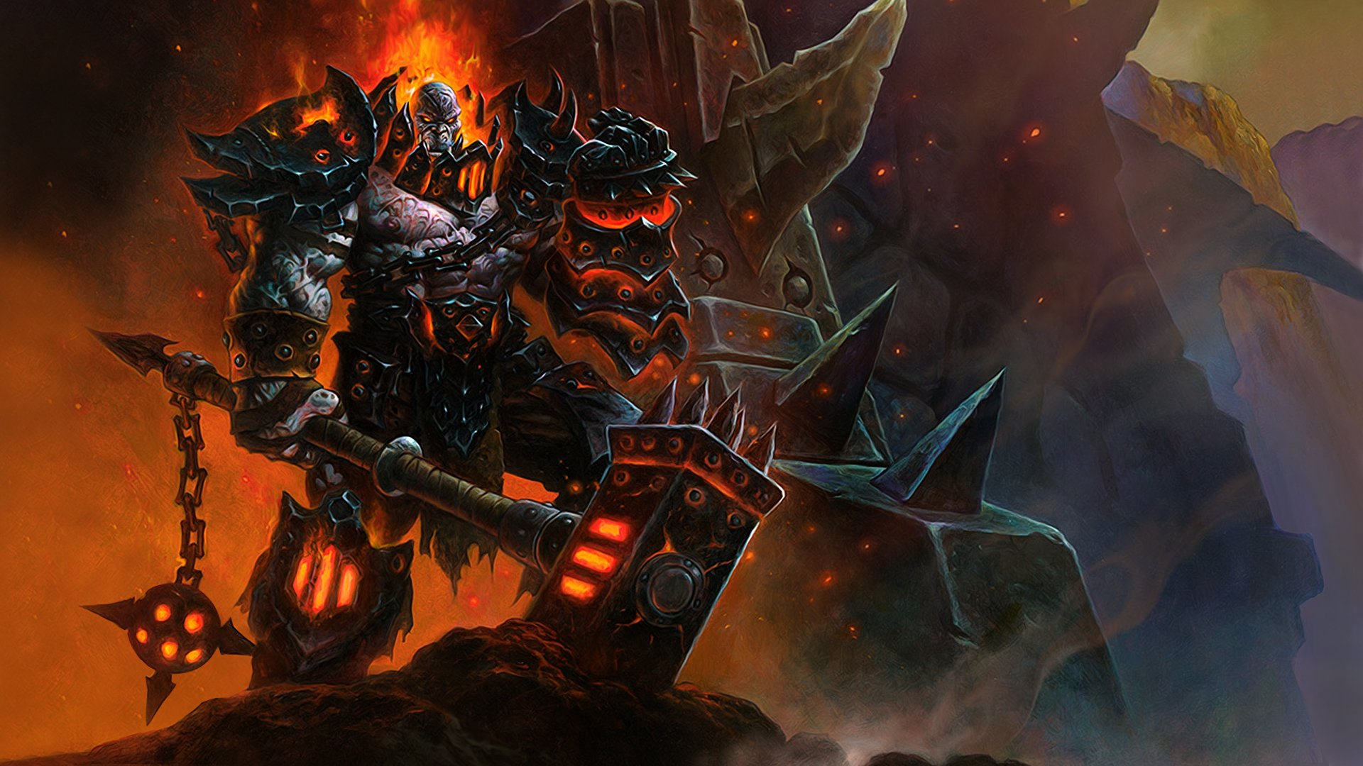 WORLD WARCRAFT warlords draenor fantasy wow wallpaper ...