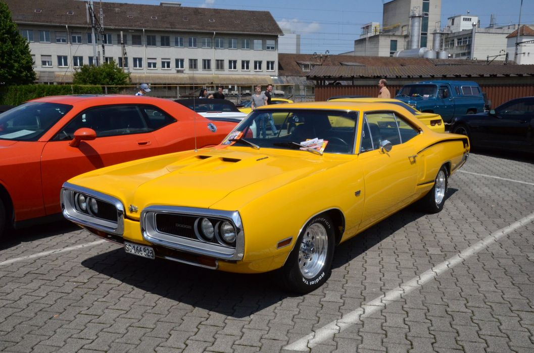 1969 1970 dodge Coronet Super Bee Six Pack 440 muscle cars classic wallpaper | 2048x1356 ...