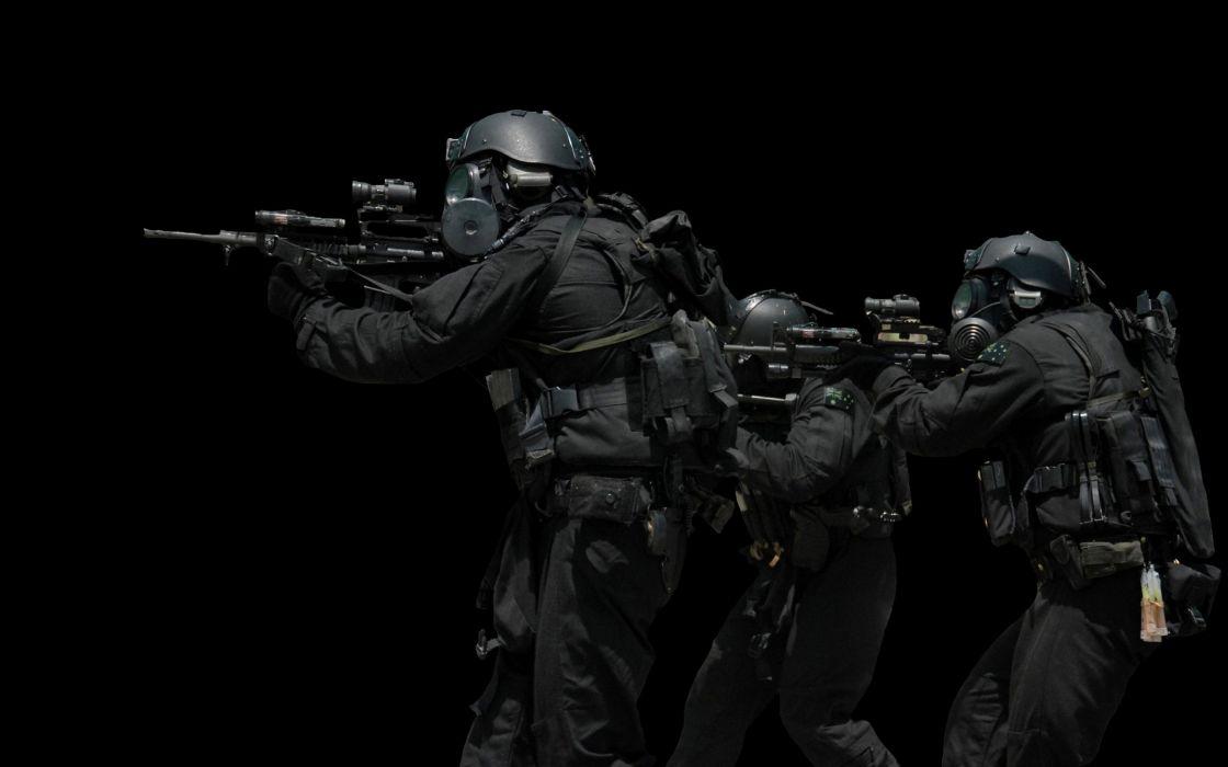 Swat Team Police Crime Emergency Weapon Gun Wallpaper 2406x1504
