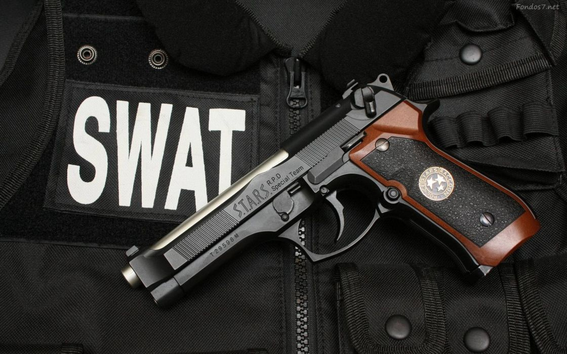 SWAT TEAM Police Crime Emergency Weapon Gun Wallpaper